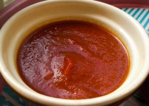 Domowy ketchup
