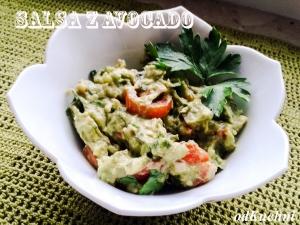 salsa z awokado